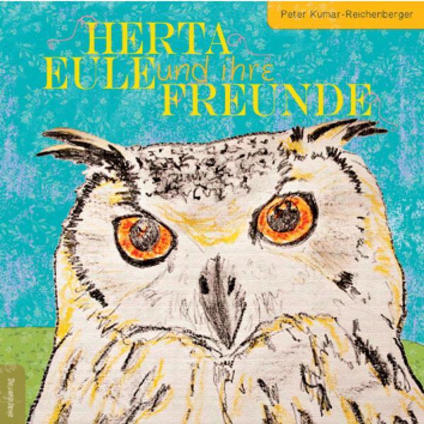 Herta Eule und ihre Freunde - Coverbild