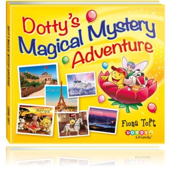 Dotty's magical mystery Adventure - Coverbild