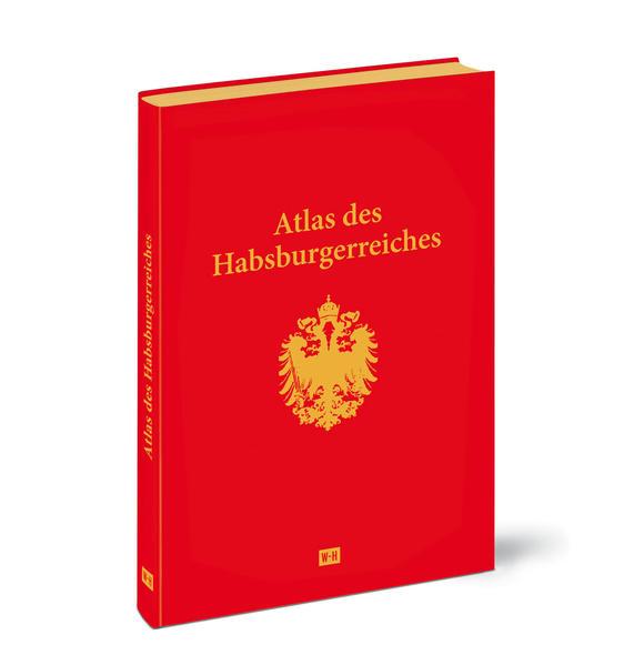 Atlas des Habsburgerreiches - Coverbild