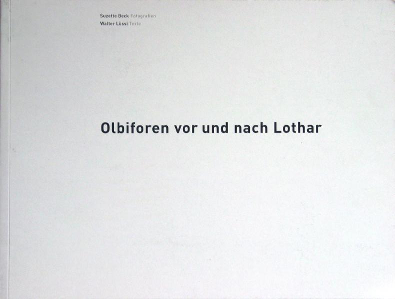 Kostenloser Download Olbiforen vor und nach Lothar PDF