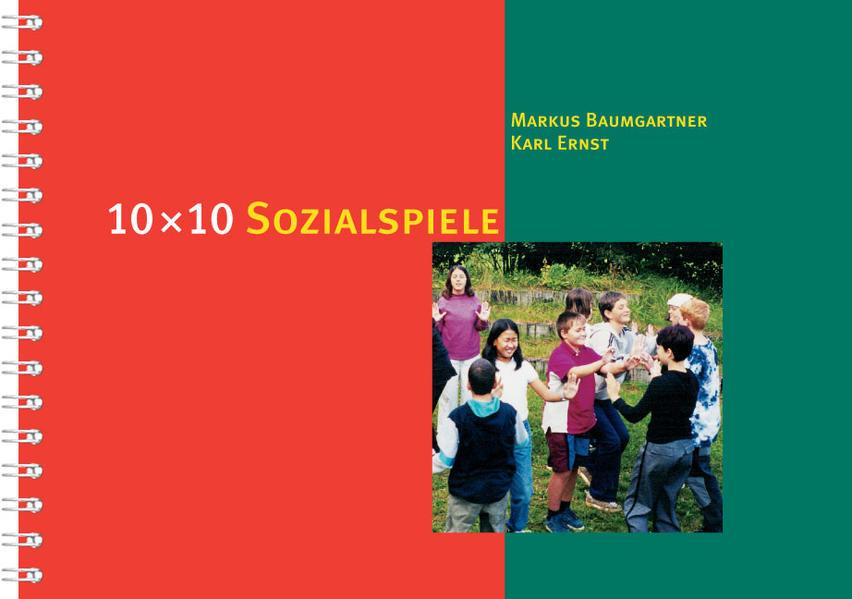 10 × 10 Sozialspiele - Coverbild
