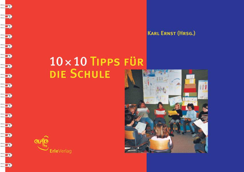 10 × 10 Tipps für die Schule - Coverbild