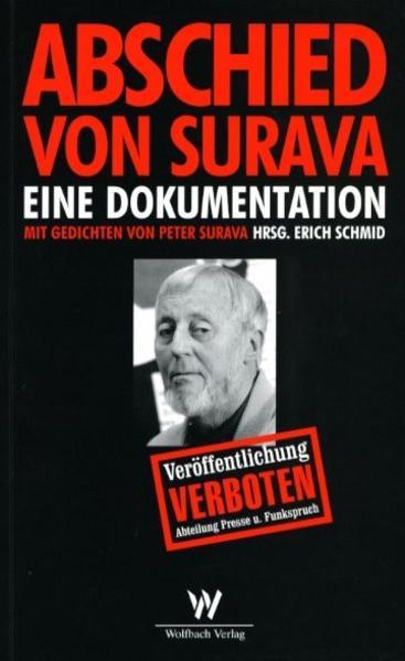 Abschied von Surava - Coverbild