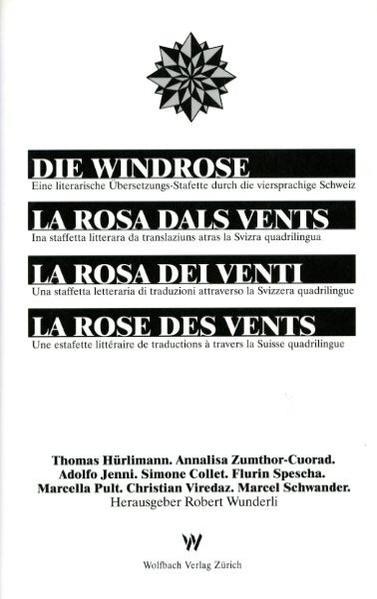 Die Windrose /La Rosa Dals Vents /La Rosa Dei Venti /La Rose des Vents - Coverbild