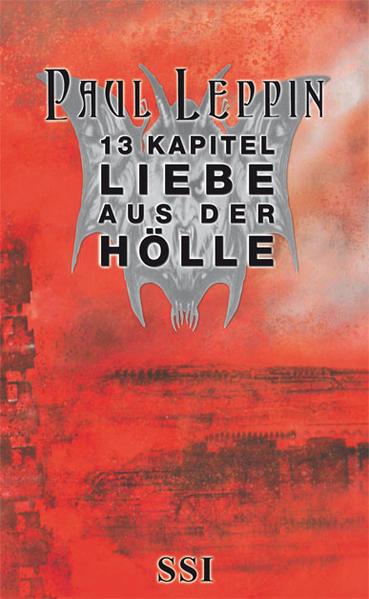 13 Kapitel Liebe aus der Hölle - Coverbild