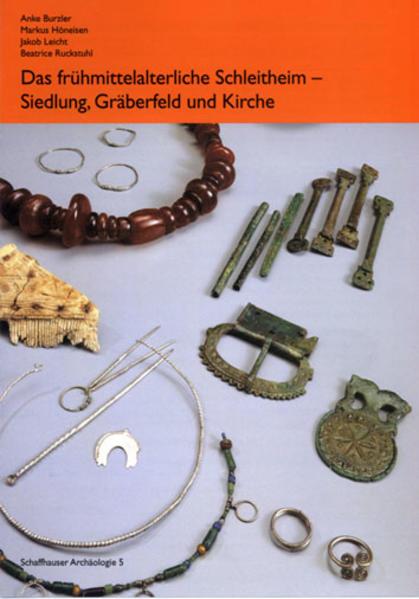 Das frühmittelalterlliche Schleitheim - Coverbild