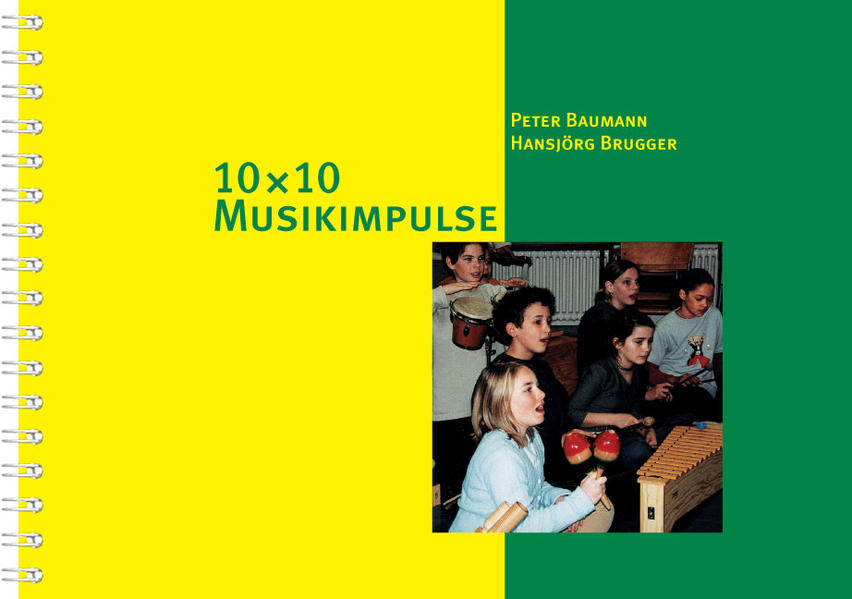 10 x 10 Musikimpulse - Coverbild