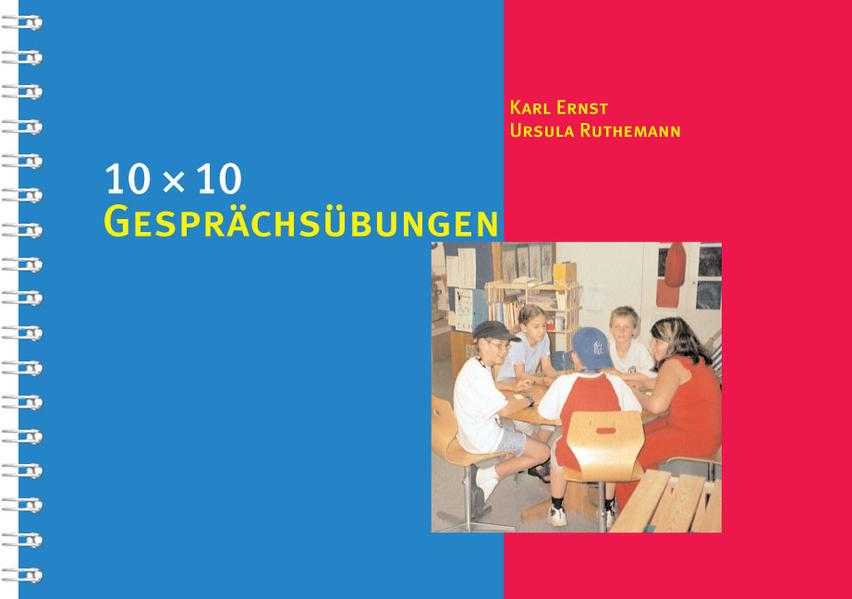 10 x 10 Gesprächsübungen - Coverbild