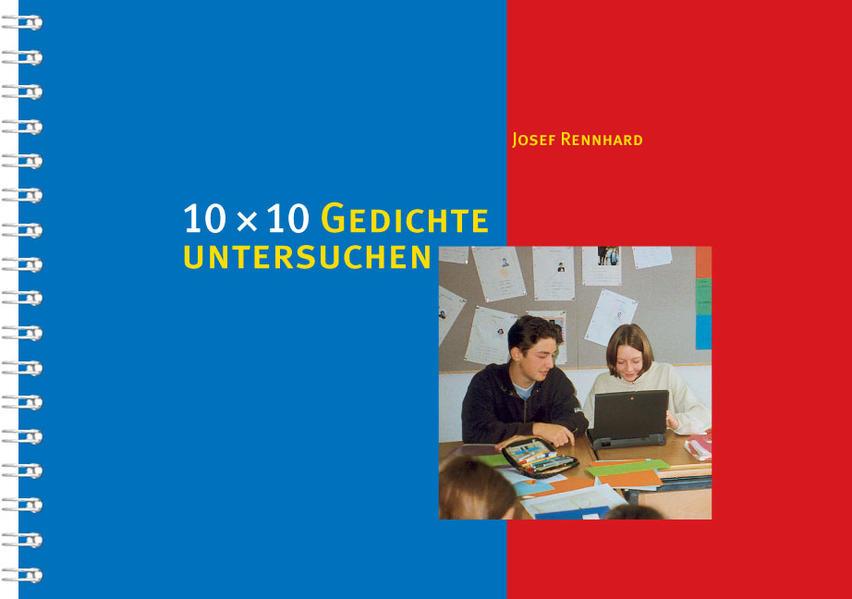 10 x 10 Gedichte untersuchen - Coverbild