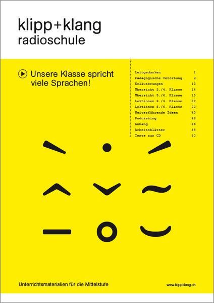Unsere Klasse spricht viele Sprachen! - Coverbild