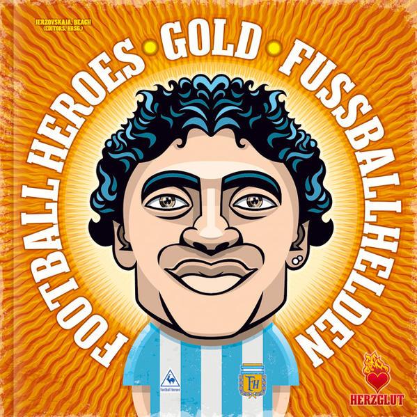 Football Heroes Gold - Fußballhelden Gold (Reloaded) - Coverbild