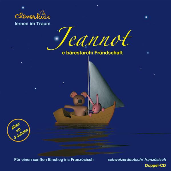 Jeannot - Coverbild