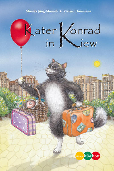Kater Konrad in Kiew - Coverbild