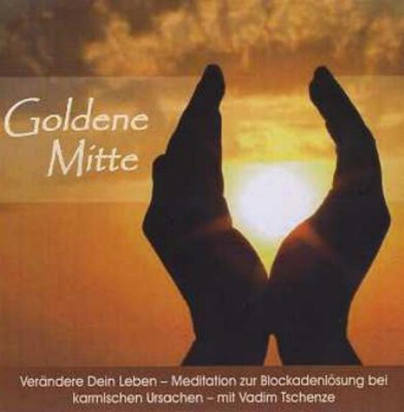 Goldene Mitte - Coverbild