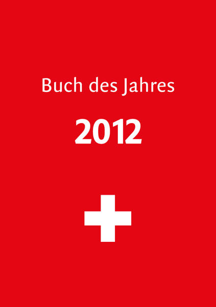 Buch des Jahres 2012 - Coverbild
