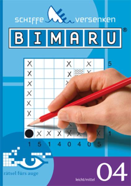 Bimaru 04 - Schiffe versenken - Coverbild