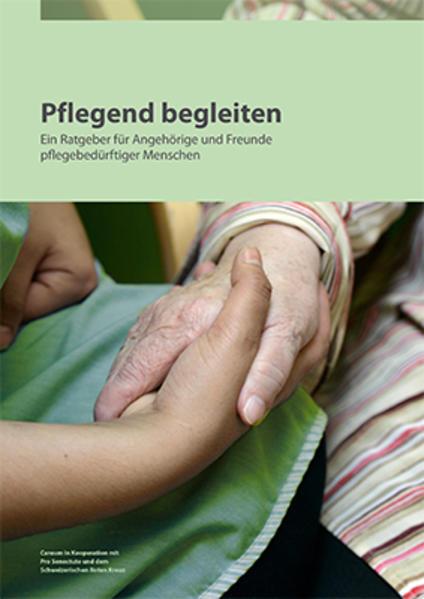 Pflegend begleiten - Coverbild