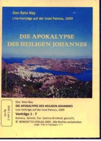 Die Apokalypse des heiligen Johannes - Coverbild