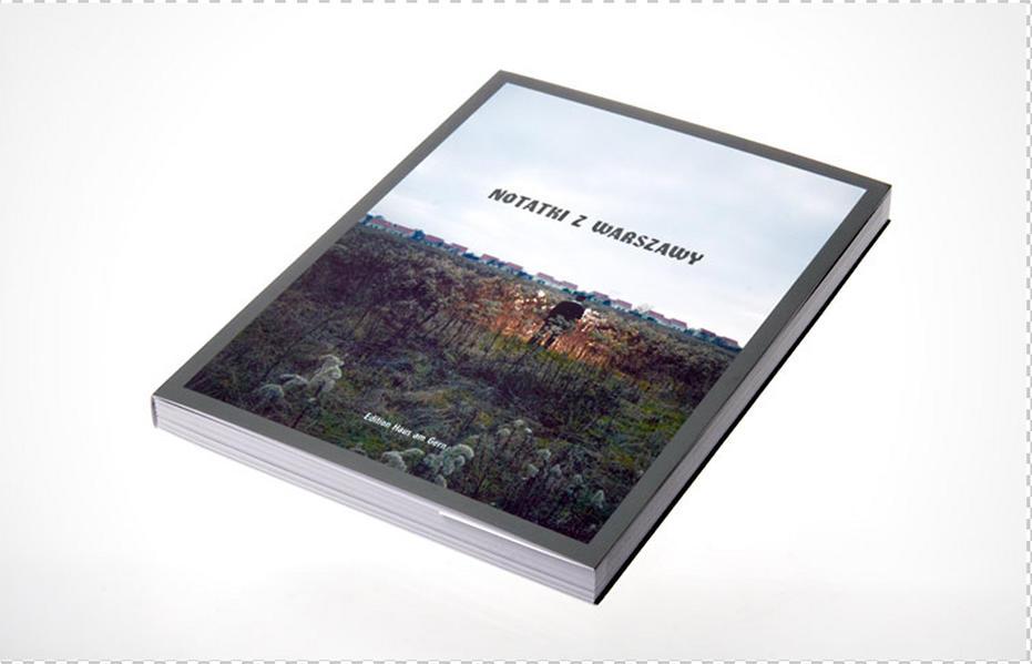 Notatki z Warszawy - Coverbild