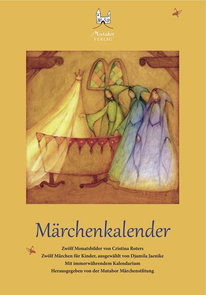 Märchenkalender - Coverbild
