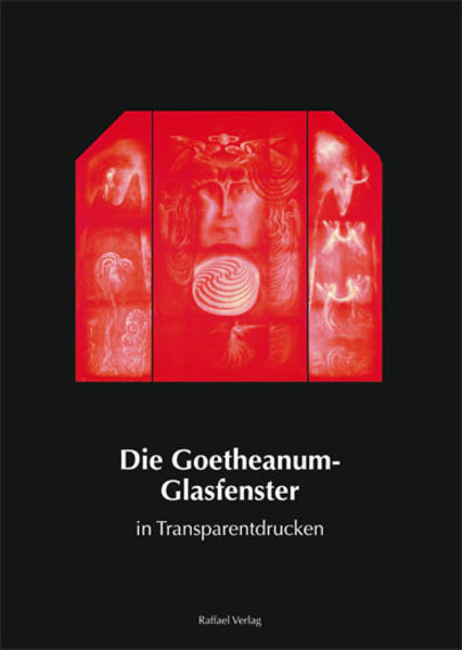 Die Goetheanum-Glasfenster - Coverbild