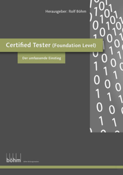 Certified Tester (Foundation Level) - Coverbild