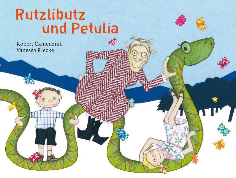 Rutzlibutz und Petulia - Coverbild