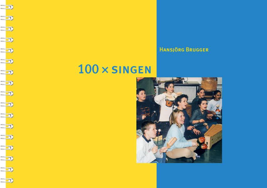 100 x singen - Coverbild