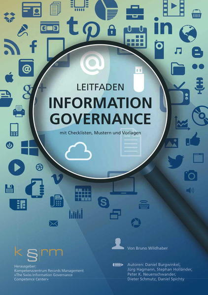 Leitfaden Information Governance - Coverbild