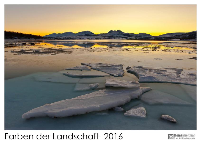 Farben der Landschaft 2016 - Coverbild