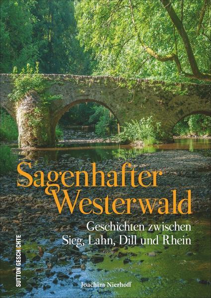 Sagenhafter Westerwald - Coverbild
