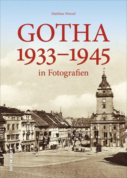 Gotha 1933–1945 - Coverbild