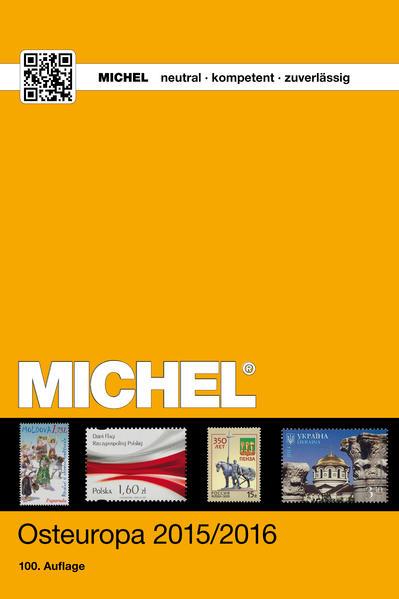 MICHEL-Katalog Osteuropa 2015/2016 (EK 7) - Coverbild