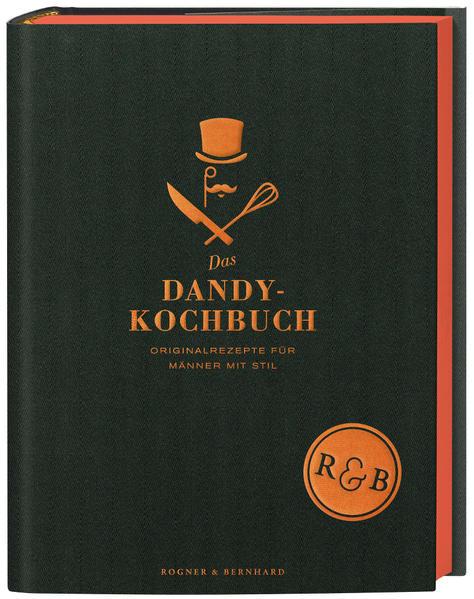 Das Dandy Kochbuch - Coverbild