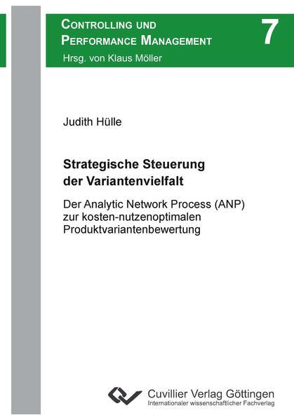 Strategische Steuerung der Variantenvielfalt - Coverbild