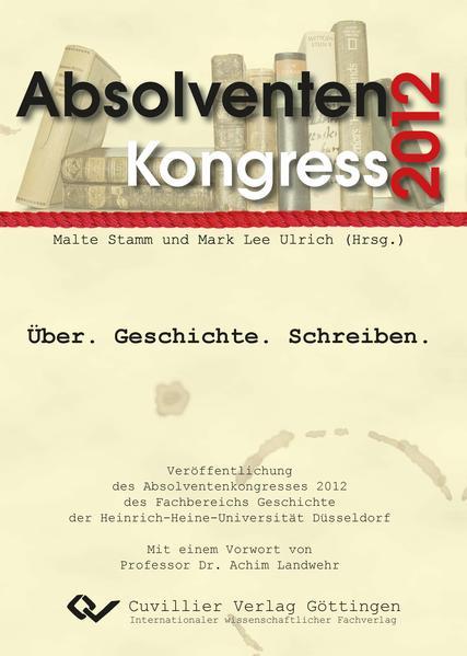 Über.Geschichte.Schreiben - Coverbild