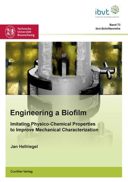 Engineering a Biofilm - Coverbild