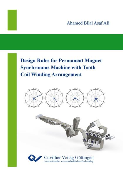 Design Rules for Permanent Magnet Synchronous Machine with Tooth Coil Winding Arrangement - Coverbild