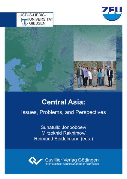 Central Asia - Coverbild
