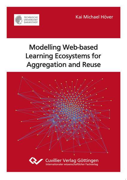 Modelling Web-based Learning Ecosystems for Aggregation and Reuse - Coverbild