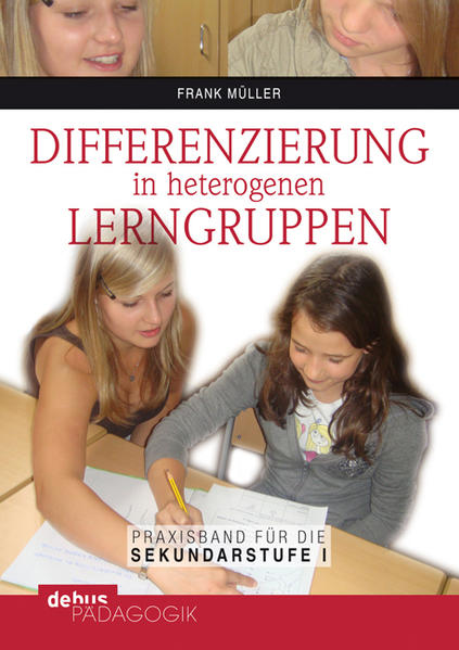 Differenzierung in heterogenen Lerngruppen - Coverbild