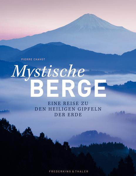Mystische Berge - Coverbild
