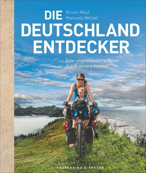 Die Deutschland-Entdecker - Coverbild