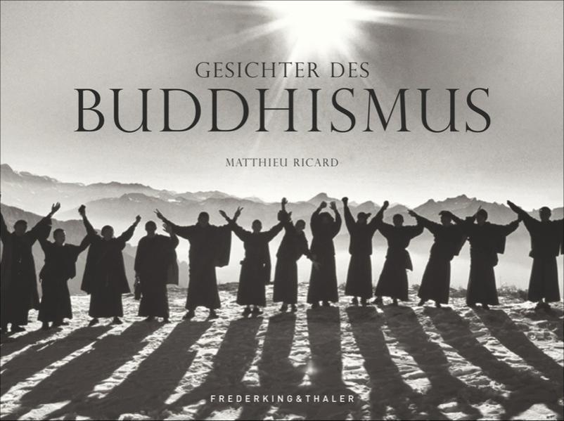 Gesichter des Buddhismus - Coverbild