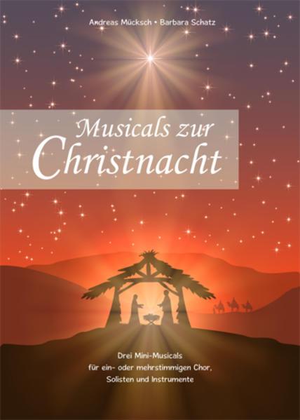 Musicals zur Christnacht - Coverbild