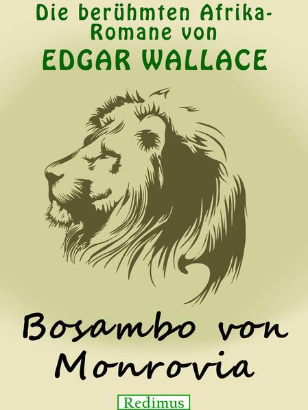 Bosambo von Monrovia - Coverbild