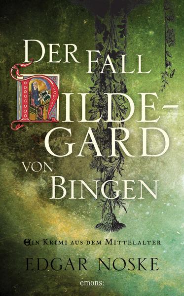 Der Fall Hildegard von Bingen - Coverbild
