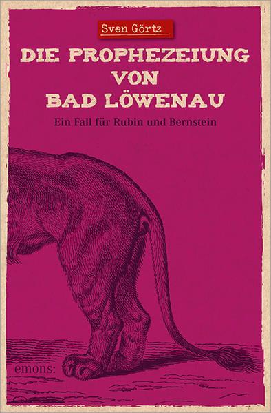 Die Prophezeiung von Bad Löwenau - Coverbild
