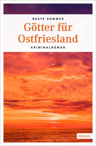 Götter für Ostfriesland - Coverbild