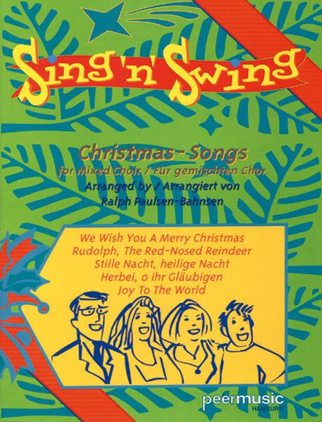 Sing 'n' Swing - Christmas-Songs - Coverbild